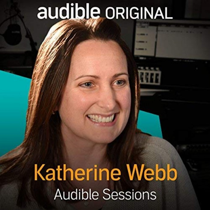 Download Katherine's free Audible Session