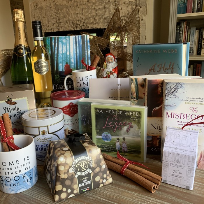 Win a selection of Christmas treats